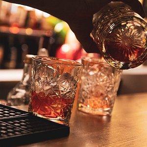 Cocktail fuori dal tempo