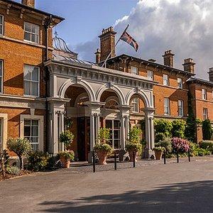 Oatlands Park Hotel is the Jewel in Surrey's Crown