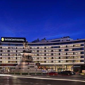 The icon of international modern luxury in Sofia