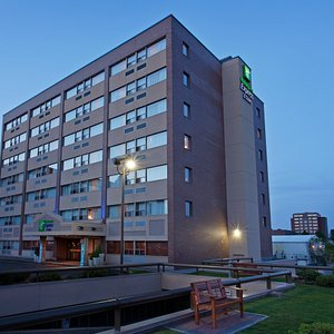Welcome to the Newly Designed Holiday Inn Express Saint John Hotel