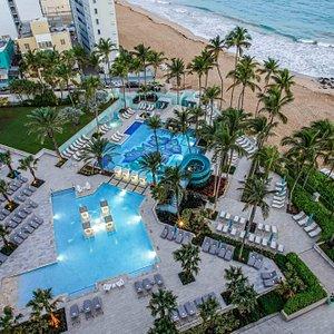 Outdoor Resort Pool