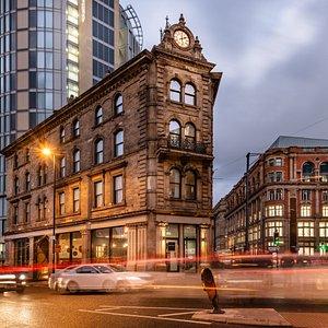 Hotel Indigo Manchester Victoria Station - Welcome