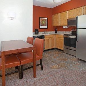 In-Suite Kitchen