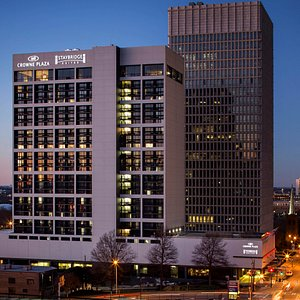 Welcome to the all-new Crowne Plaza Atlanta Midtown