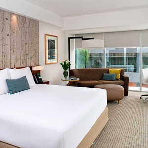 Panoramic Guest Room