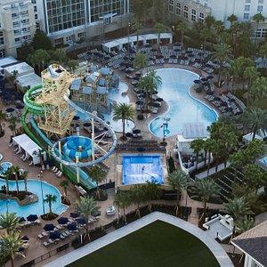 Resort Pools & Water Park