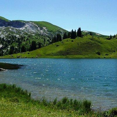 Meienberg - Lake Seeberg - Zweisimmen