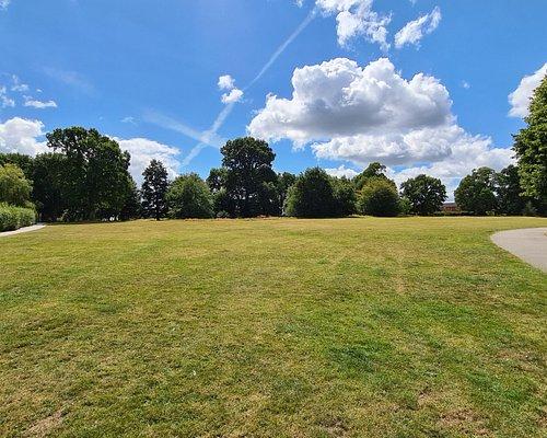 Hawkenbury Rec a wonderful open space