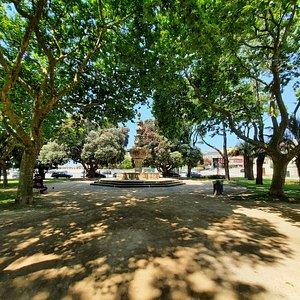 Chafariz do Jardim do Passeio Alegre