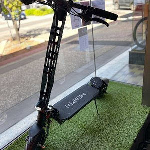MEARTH Electric Scooters available to purchase at Outback Cycles.