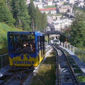 Davos Klosters Bergbahnen - Schatzalp (Davos GR)