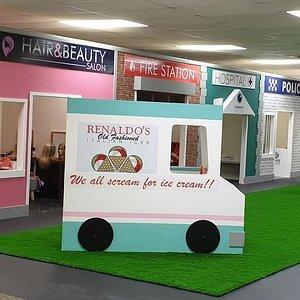 Role Play Ice Cream Van