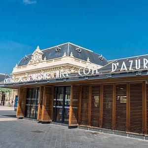 Bureau d'Information Nice Gare