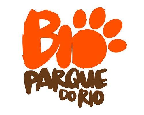 Logo oficial do BioParque do Rio