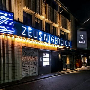 ZEUS NIGHTCLUB ENTRANCE
