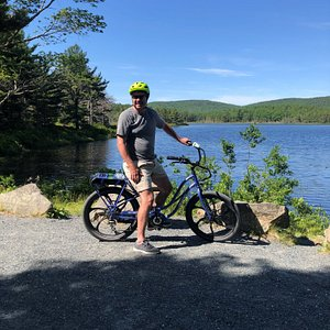 On the Carriage Trails of Acadia