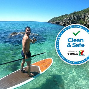 Stand Up Paddle in a Marine Sanctuary!