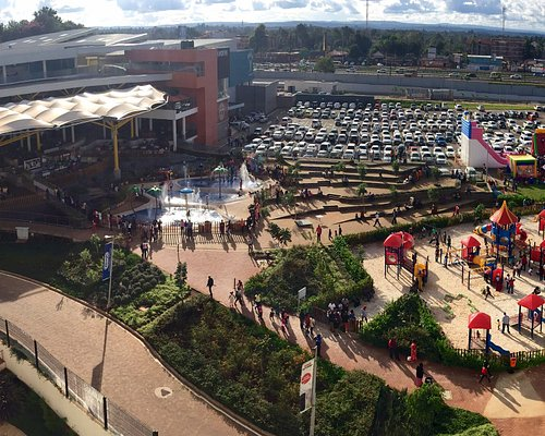 Garden City Mall is one of Nairobi's  largest malls, and home to over 100 stores, offering a wide selection of international and the best Kenyan brands.