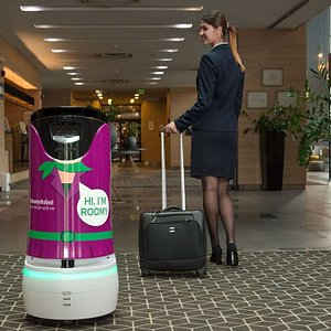 BW Roomy robot