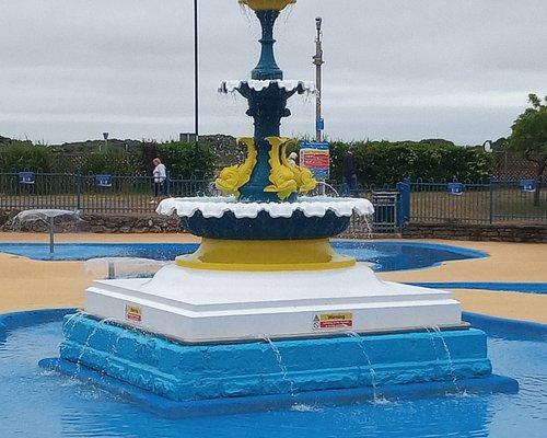 Fairy Dell Fountain