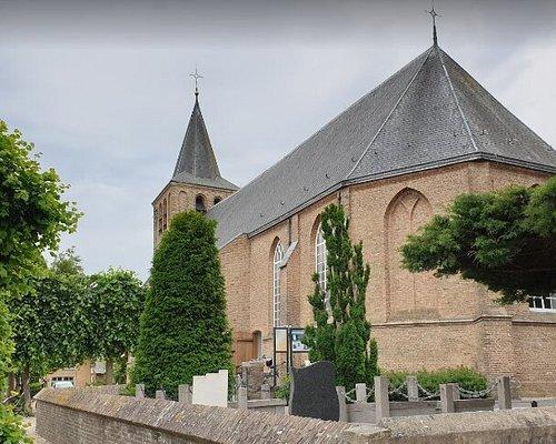 Goudriaan church