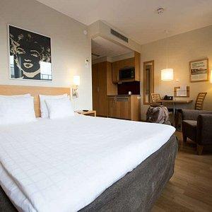 Scandic Malmo City Room Queen
