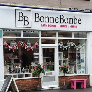 We are based just off Deal seafront in Queen Street, the main road running from the the sea to the train station.