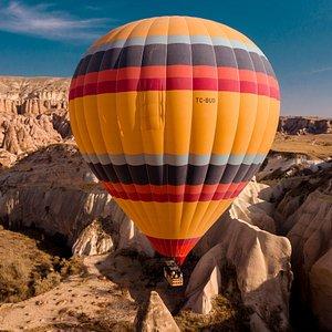 Urgup Balloons Photo Shooting 2021