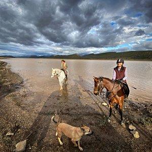 The Stompdrift Dam Outride