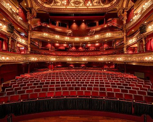 The Grand Opera House Auditorium