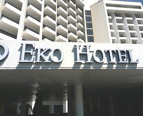 Eko Hotel, Lagos.