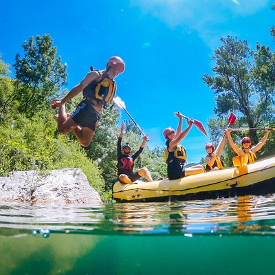Adrenalin packed rafting for your friends & family!