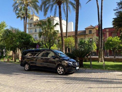 Private tour (Hotel Alfonso XIII,Sevilla)