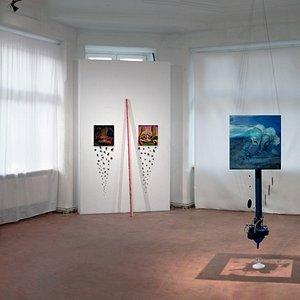 Atticus Gordon solo exhibition at SomoS