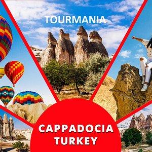 Tourmania, Cappadocia, Turkey