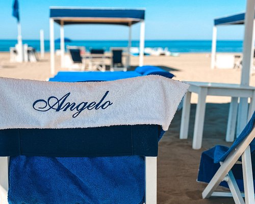 La nostra spiaggia - Bagno Angelo