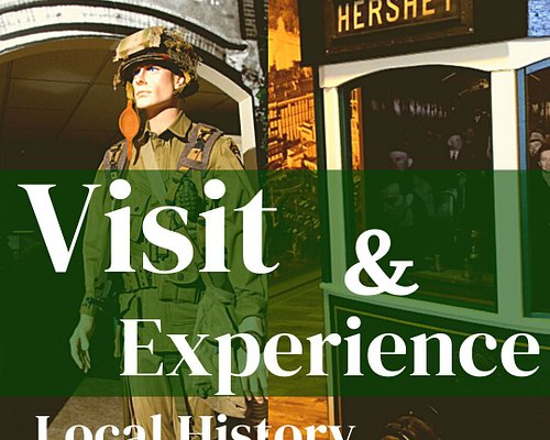 Learn and experience the local history of Hershey and Derry Township, Pennsylvania.