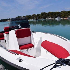 7 Person Boat