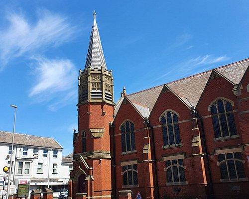 Beautiful former church building