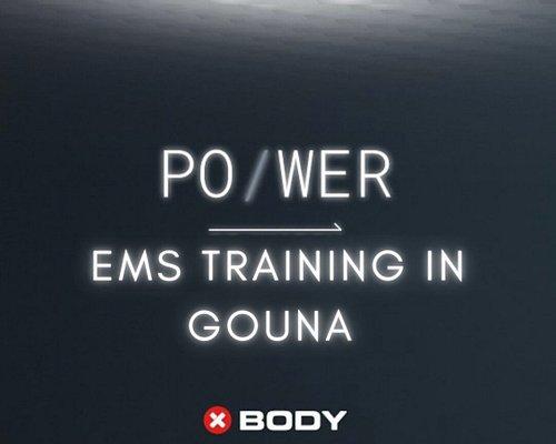 EMS training in Gouna