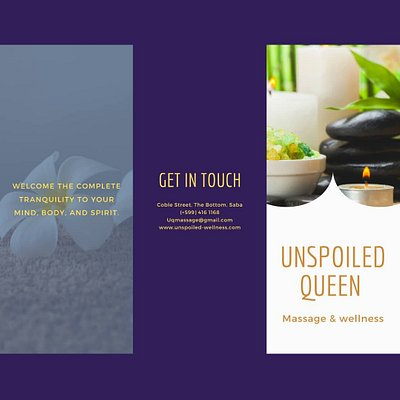 General information about the Unspoiled Queen Massage & Wellness