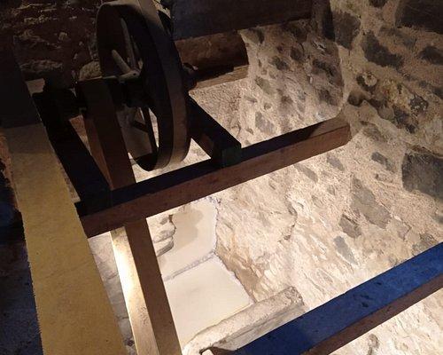 Museo della Molinatura, Mulino Cati
