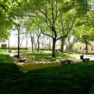 Plaza de Carlos Martin Crespo & Luis Maria Garcia Marcos