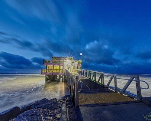 Dawn at the pier!