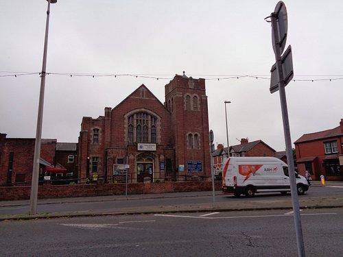 Layton Methodist Church, Blackpool