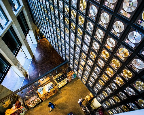 Country Music Hall of Fame in Nashville, TN