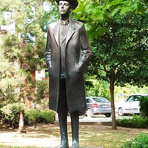 Bartók szobor