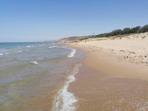 Spiaggia Macchitella