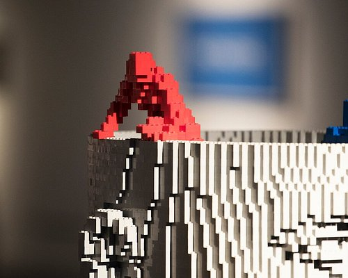 The Art of The Brick Amsterdam, super leuk!