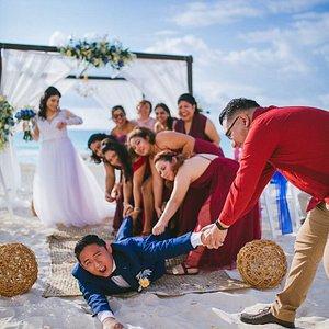 Tu boda en la playa.